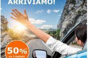 SNAV - Croazia arriviamo ! 50% su due biglietti