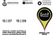 Padova Cultura Eventi - Castello Festival 2021
