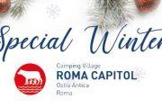 Special Winter al Camping Village Roma Capitol Ostia Antica
