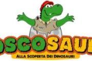 BOSCOSAURO alla scoperta dei dinosauri - nuova convenzione