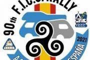 90° rally FICC - Guarda, Galizia - Spagna, dal 03 al 12 Settembre 2021, è stato posticipato al 20 Agosto 2021