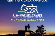 Dal 11 al 19 Settembre 2021 : il Salone del Camper - Fiere di Parma - (Parma)