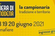 82° Fiera Campionaria di Modena - da giovedì 17 a domenica 20 giugno