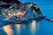 """Scoprire la Liguria """"percorsi per turisti itineranti"""""""