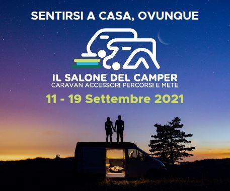 Il salone del Camper - Parma - 11-19 settembre 2021
