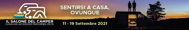 Salone del Camper - Parma - 11/19 settembre 2021