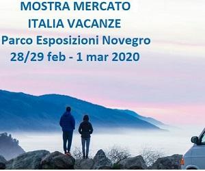 Mostra Mercato Italia Vacanze Febbraio/Marzo 2020